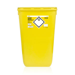 Clinical Waste 60 Litre