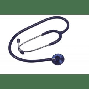 Ideal stethoscope Single Head blue