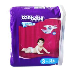 Canbebe Diaper – Super Midi