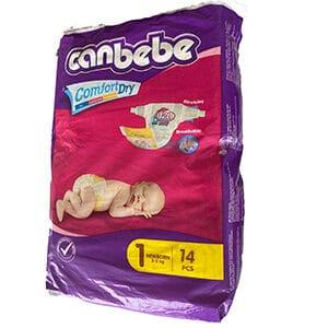 Canbebe Diaper – Standard Newborn
