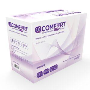 Unigloves Comfort Gynaecological Gloves